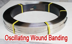 Oscillating Wound Banding