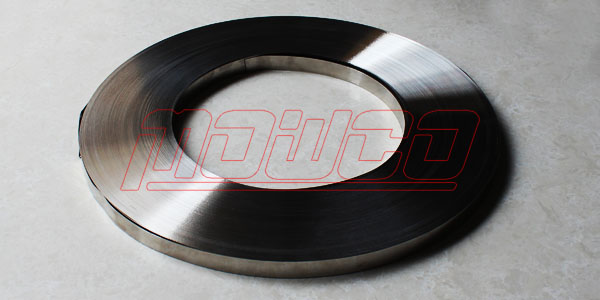 Ribbon Wound Stainless Steel Banding