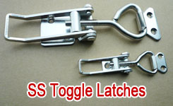 Stainless Steel Toggle Clips